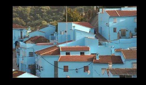 selo štrumfova u Andaluiziji