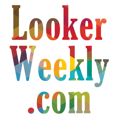 LookerWeekly colour logo