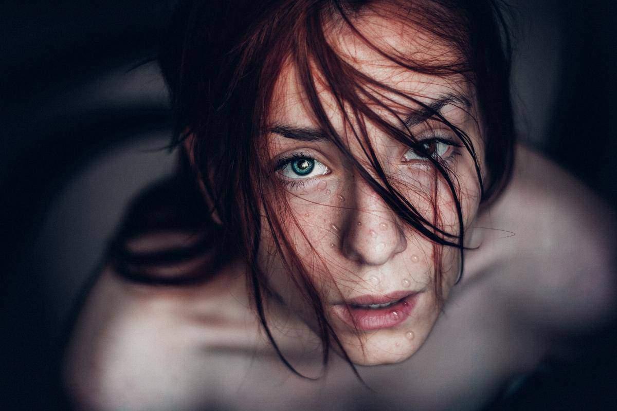 Selfportrait, Ivana Pejak
